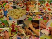 Laboratorio decorazione biscotti natalizi 18 dicembre 2014